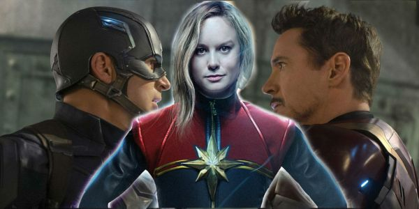 The Wait For Captain Marvel Will Be the Longest Since Civil War