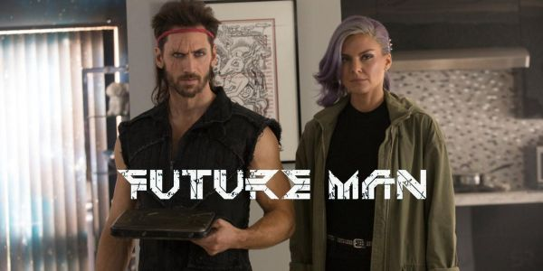 Future Man's Wolf Gets 'Nasty' After Season 2 Betrayal