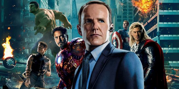 Clark Gregg Addresses Which Avengers Might Know Coulson's Alive