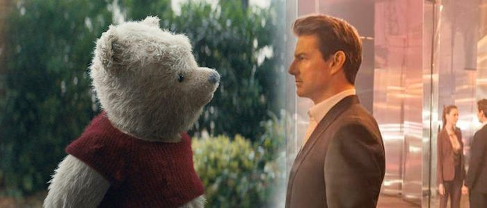 'Christopher Robin' and a Couple of Spies Couldn't Stop 'Mission: Impossible - Fallout' from Topping the Box Office Again