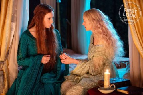 Ophelia Movie - New picture with Daisy Ridley and Naomi Watts