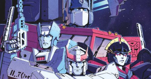 New Transformers Comic Series Coming in Spring 2019The Autobots