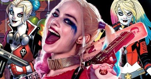 Full Birds of Prey Title Revealed, Margot Robbie Teases Harley