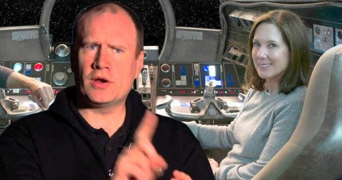 Kathleen Kennedy Is Not Being Replaced by Kevin Feige at