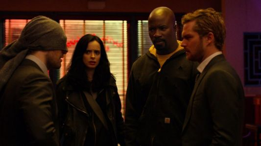 The Defenders Can't Appear on TV or Film for at Least Two Years