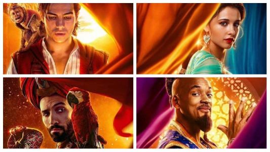 New Aladdin Character Posters Debut