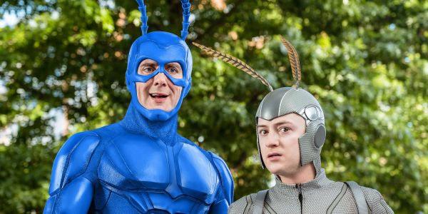 The Tick Season 1B Review: The Series Could Be Weirder And Less Serialized