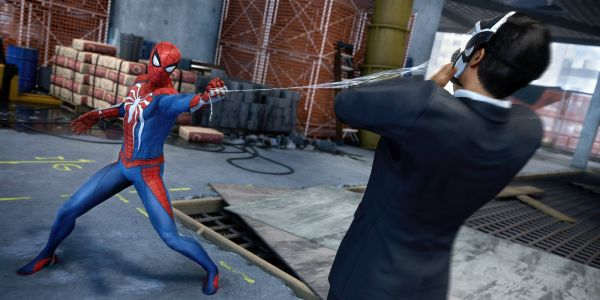 Spider-Man PS4 Player Glitches His Way to Max 999 Combo