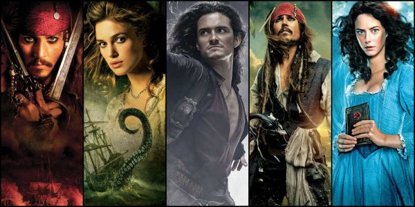 Pirates of the Caribbean Movie Timeline Explained