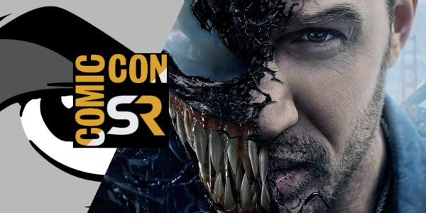 Venom Movie Gets Transforming Twitter Emojis Ahead of SDCC Panel