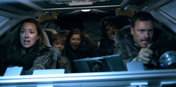 First Look at Netflix's Lost in Space, Launch Date Announced