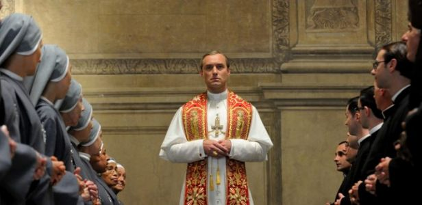 'The New Pope' First Look: Jude Law and John Malkovich Aren't Getting Any Younger