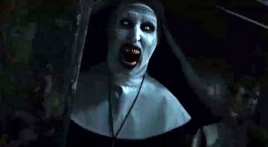 That Time The Nun Director Saw Ghosts On His Film Set