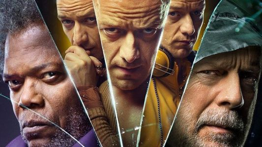 New Glass Poster Shatters Around Willis, Jackson & McAvoy