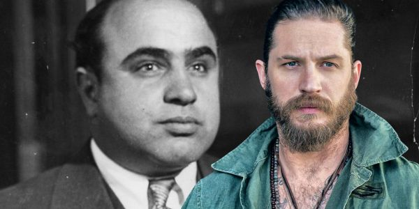 Tom Hardy Is Al Capone In First Official Fonzo Image
