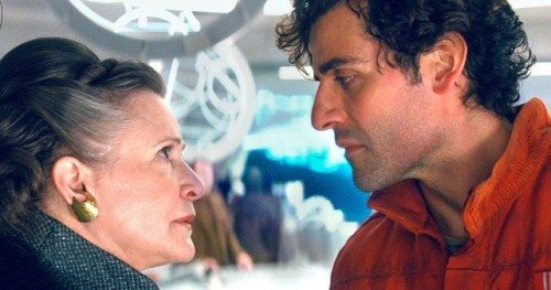 Oscar Isaac Talks Leia's Return in Star Wars 9, Shooting