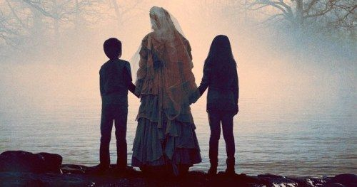 The Curse of La Llorona Poster Is Here to Steal Your