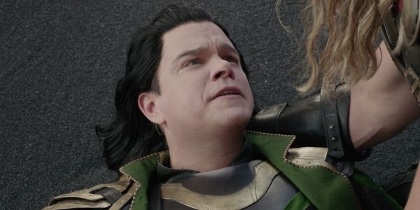 Is Matt Damon Reprising His Thor: Ragnarok Role For Love And Thunder?