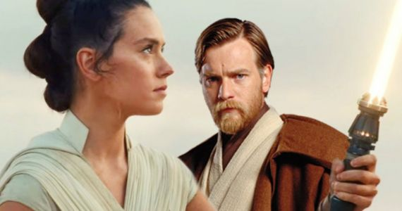 STAR WARS: Daisy Ridley Confirms There Were Plans For Rey To Be Related To Obi-Wan Kenobi