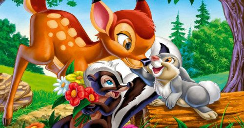 Poacher Sentenced to Watch Bambi on Repeat in Jail After Killing