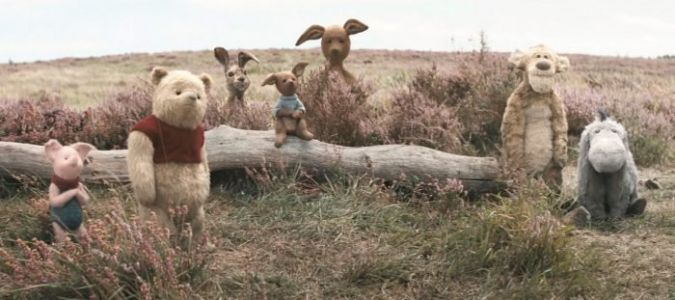 'Christopher Robin' Trailer: Winnie the Pooh and Friends Are Back to Warm Your Cold Heart