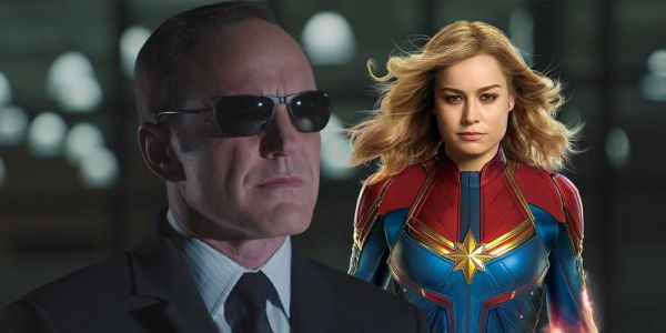 Clark Gregg Slams Captain Marvel Trolls, Defends Brie Larson
