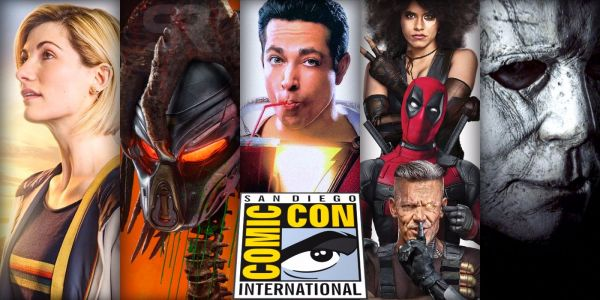 SDCC 2018: All the Most Important Panels