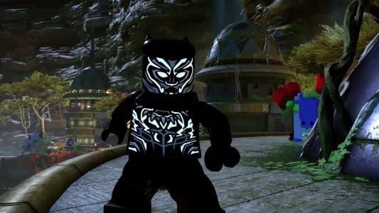 LEGO Marvel Super Heroes 2 Black Panther DLC Out Now