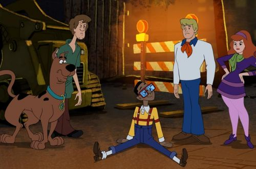 Exclusive Scooby-Doo and Guess Who? Clip With Steve Urkel!