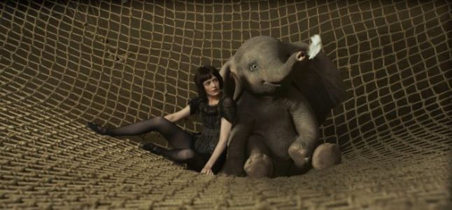 How 'Dumbo' Used Real-Life Circus Performers to Ground the Heightened Experience