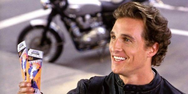 Matthew McConaughey Could Have Played Jack In Titanic