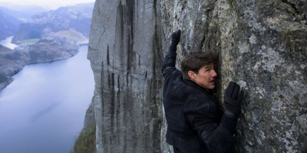 Paramount Held a Mission: Impossible 6 Screening on Top of a Giant Cliff