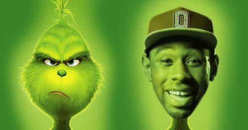 The Grinch Music Video Invites You to Sing Along with Tyler the
