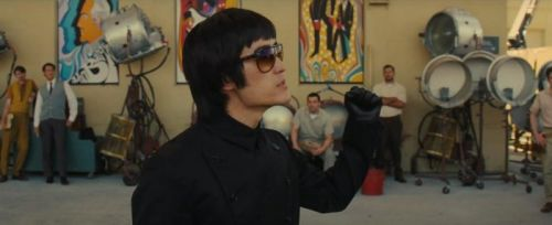 The Bruce Lee Fight in 'Once Upon a Time in Hollywood' Almost Ended Very Differently