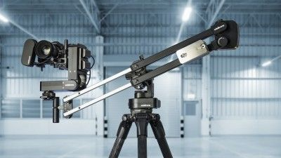 Turn edelkrone's JibONE into the Ultimate Jib Setup with New Pan PRO
