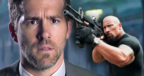 The Rock's Red Notice Moves to Netflix, Ryan Reynolds Joins Cast