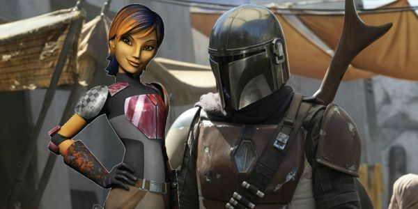 The Mandalorian May Include Sabine Wren from Star Wars Rebels