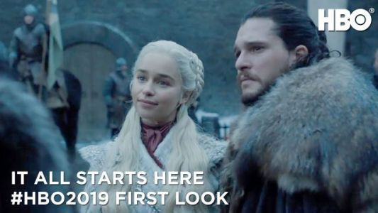 HBO 2019 Reel Reveals First Look at Watchmen and Game of Thrones