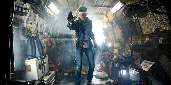 The New Ready Player One Trailer Totally Featured A Jurassic Park Easter Egg