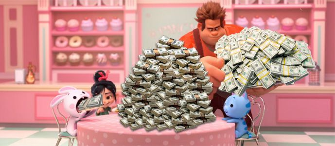 'Ralph Breaks the Internet' Tops Box Office, 'Robin Hood' Can't Steal from the Rich, 'Creed II' Does Great Too