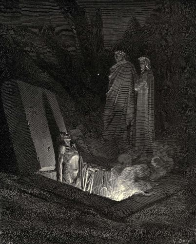Gustave Doré's Haunting Illustrations of Dante's Divine Comedy