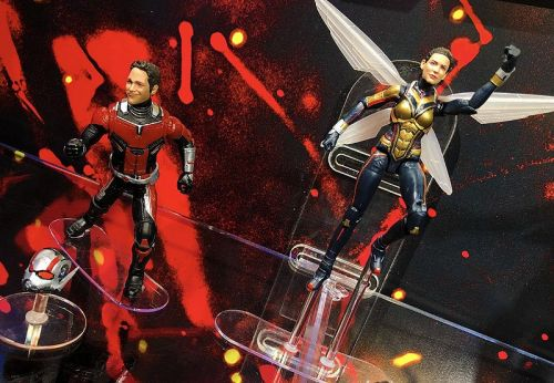 Hasbro Marvel Toy Fair Gallery with Ant-Man and The Wasp & More!
