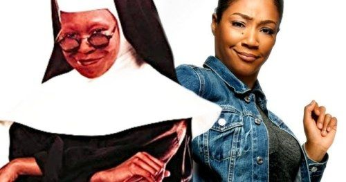 Tyler Perry Wants to Make Sister Act 3 with Whoopi Goldberg