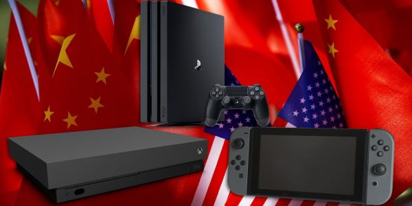 Trump Administration Planning 25% Game Console Tariff as Part of China Trade War