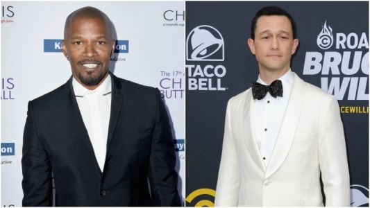Jamie Foxx and Joseph Gordon-Levitt Join Netflix Sci-Fi Movie