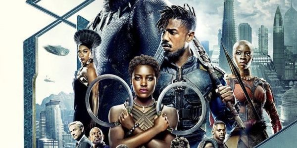 T'Challa Stands Tall in Black Panther International Posters