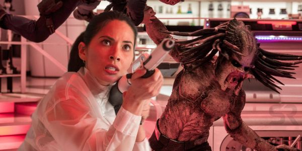 The Predator Would Have Been Better If Olivia Munn Was The Hero
