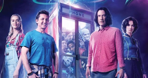 Bill & Ted Face the Music Was a Hit on Streaming, So How Much Did It Really Make?