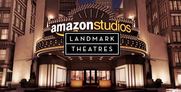Amazon May Acquire Landmark Theatres Movie Chain