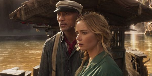 Emily Blunt And Dwayne Johnson's Superhero Movie Is Heading To Streaming